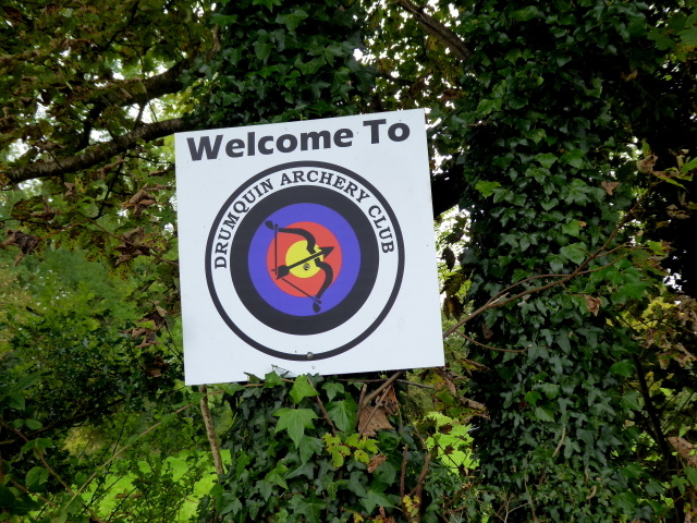 Notice, Drumquin Archery Club