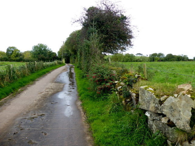 Concrete lane, Kirlish