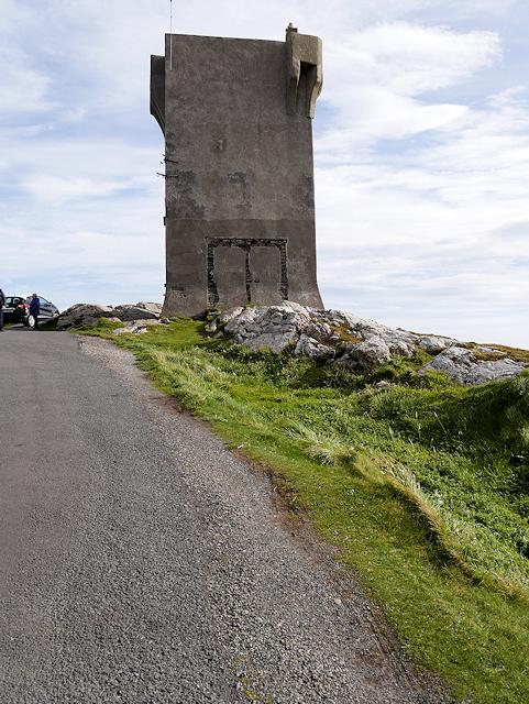 Malin Head Signal Tower