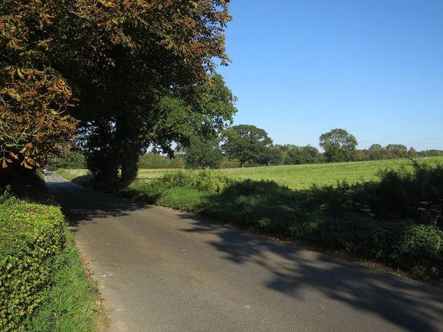 Marl Hill Road