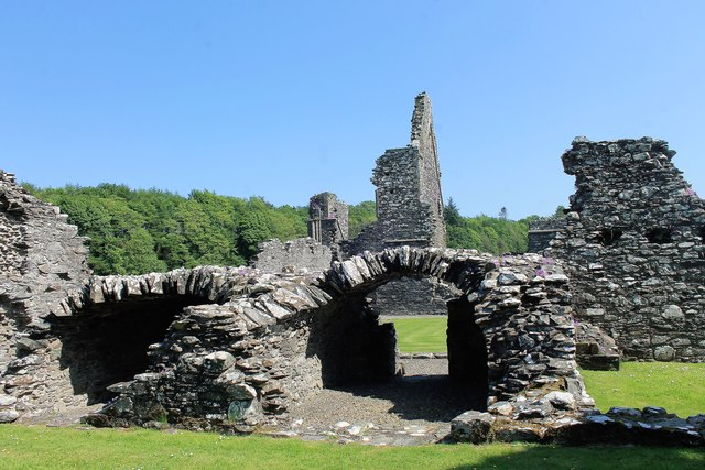 Glenluce Ruins