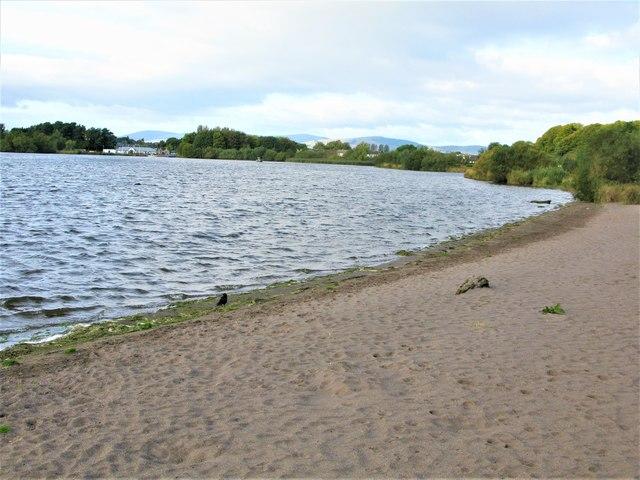 Loch Leven at Kinross