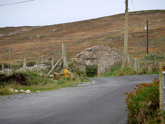 Derelict Cottage at Ballyhillin