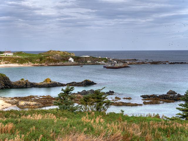 Malin Head, Captain's Cove