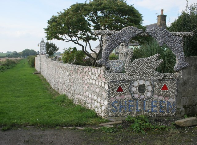 Shelleen, Clochan