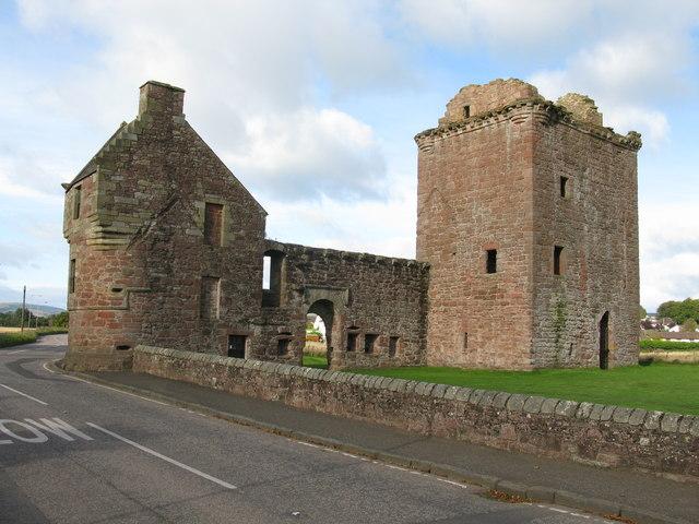 Burleigh Castle, Milnathort