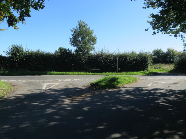 End of Pockthorpe Road
