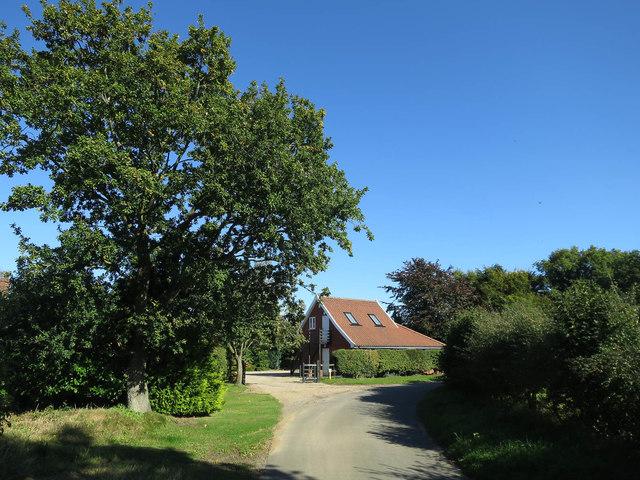 House on Woodcock's Lane