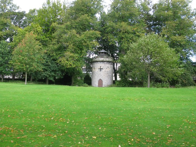 Old Dovecot, Pittencrieff Park, Dunfermline