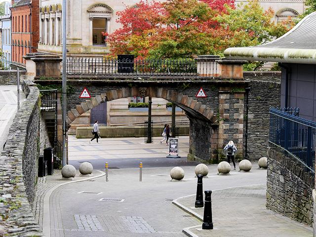 Derry City Walls, Magazine gate