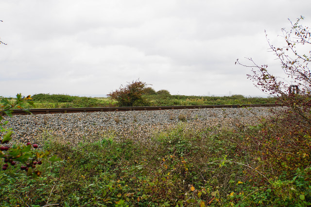 Railway by the Severn Way