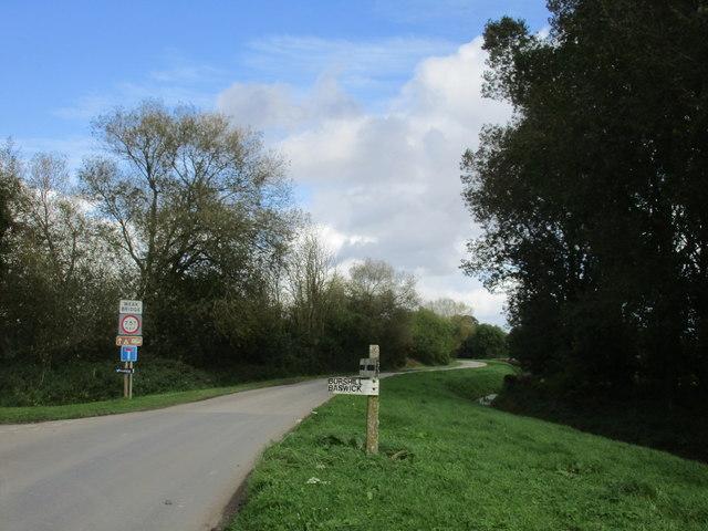 Burshill turn