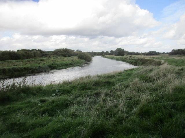River Hull at Baswick Landing