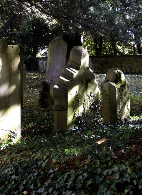 East Malling churchyard: 18th-century headstones (2)