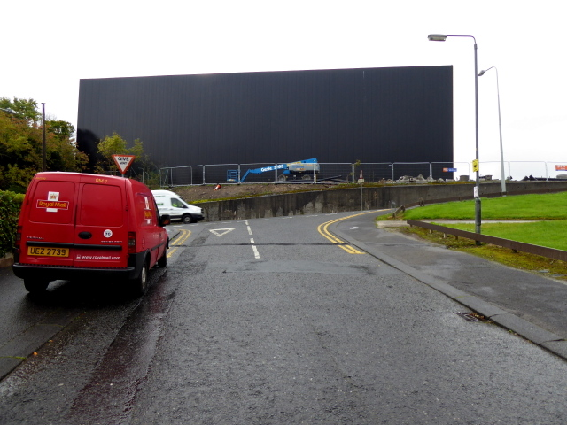 Omagh New Cinema Complex, Kevlin Road
