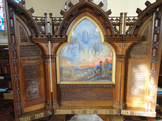 Croxton War Memorial