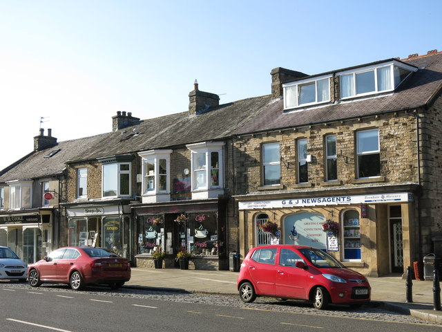 Shops in Horsemarket