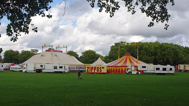 Circus on the Rye