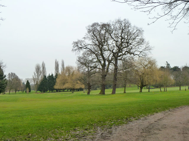 Course, Hendon Golf Club