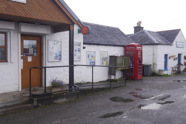 Shop and post office, Port Appin