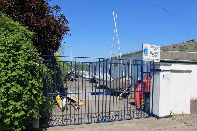 Sea Cadet Station
