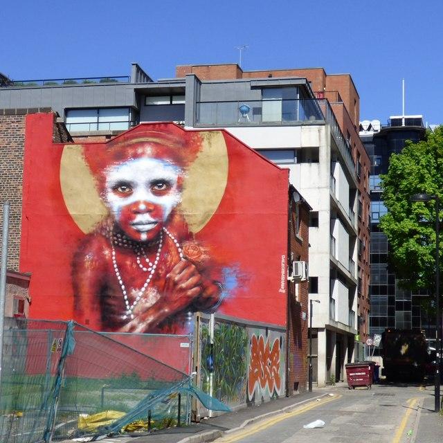 Portrait on Spear Street