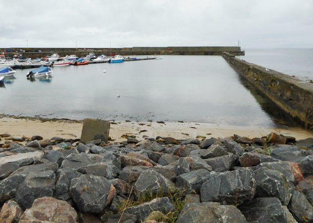 Harbour, Balintore