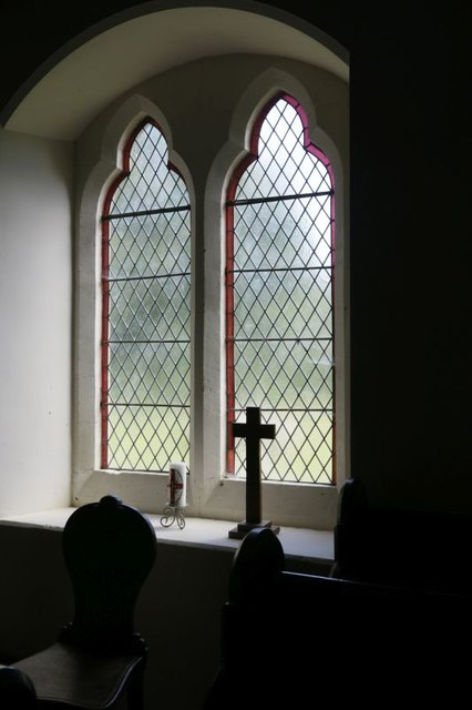 Window in the Church
