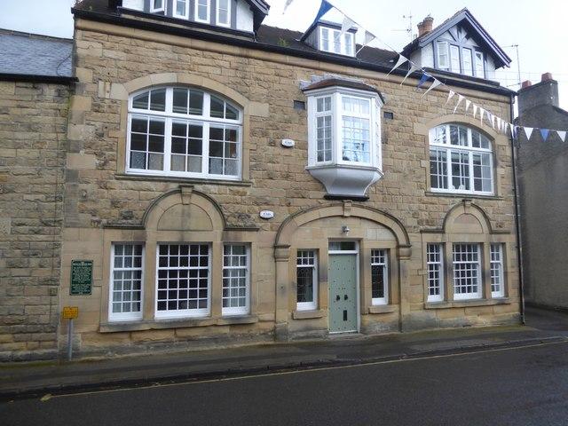 Flats in the former Bulls Head Inn, Eyam