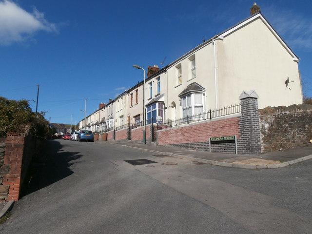 Alexandra Terrace, Senghenydd