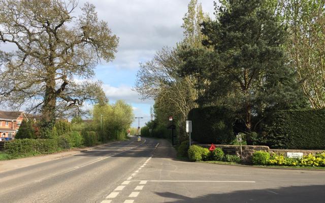 Harbury Lane by Heathcote Park, Royal Leamington Spa