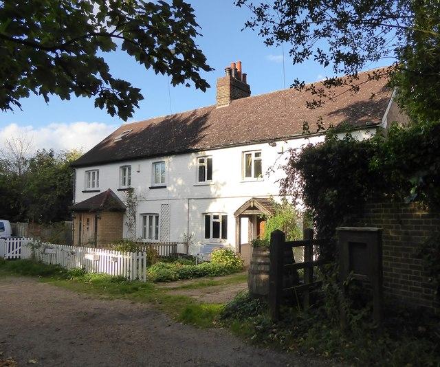 Manor Farm Cottages, Old Malden