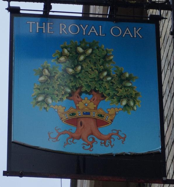 The Royal Oak, Roxton