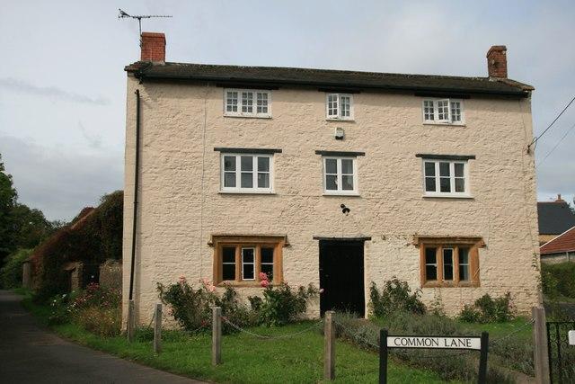 House on Common Lane, Halstock