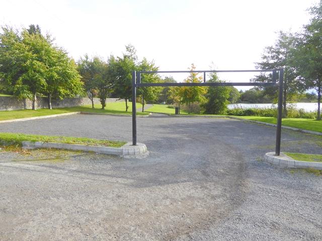 Car park for Bailieborough Lough