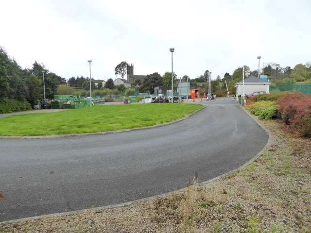 Waste disposal and recycling centre, Bailieborough