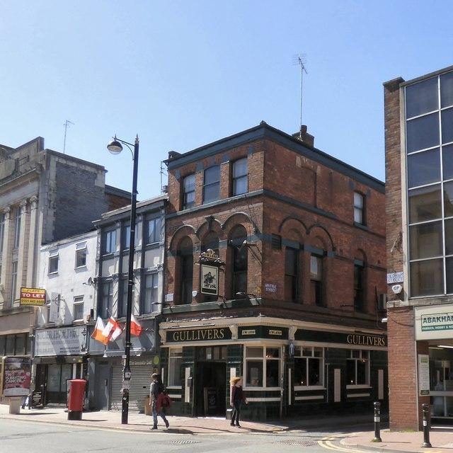 Gullivers, Oldham Street
