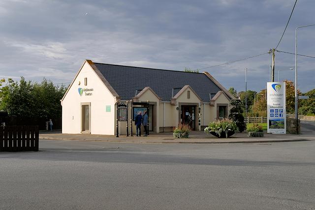 Inishowen Tourist Office, Buncrana