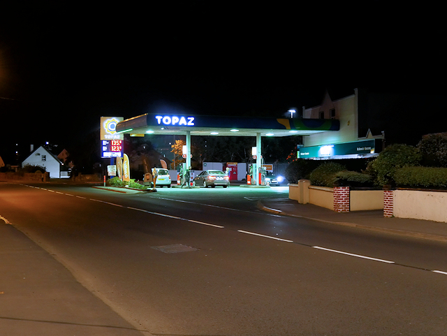 Topaz Filling Station, Buncrana