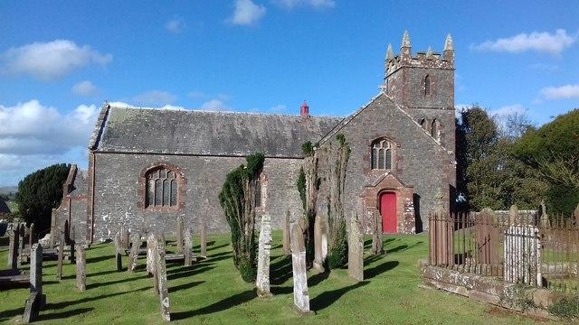 Borgue Parish Kirk