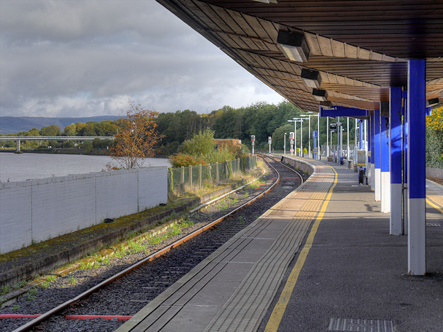 Londonderry (Waterside) Railway Station