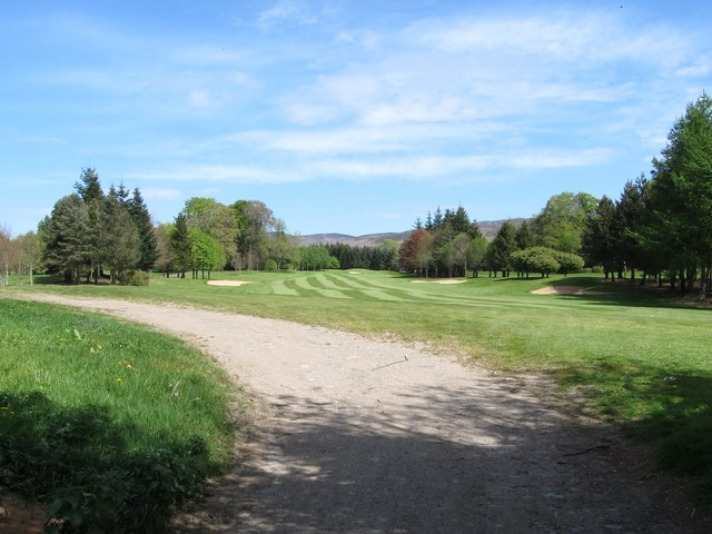 The greens on Ballymascanlon Golf Course, Ballymascanlon House Hotel