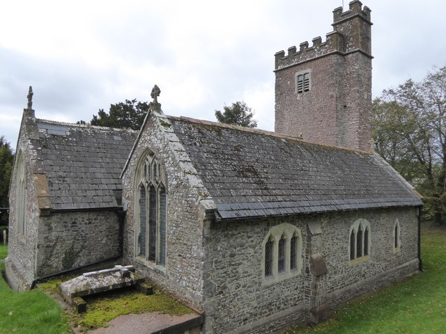 Church of St Michael and all Angels, Cadbury