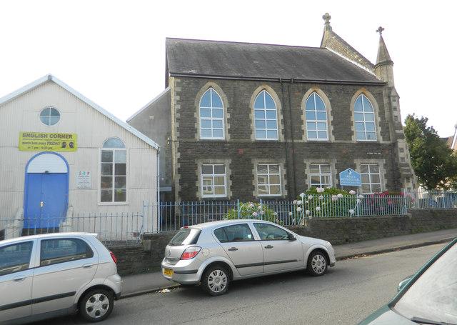 Argyle & Rhyddings Park Presbyterian Church of Wales, Swansea