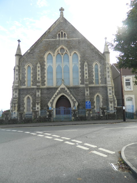 Argyle & Rhyddings Park Presbyterian Church of Wales, Swansea