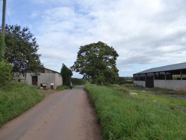Buildings at Chapel Farm
