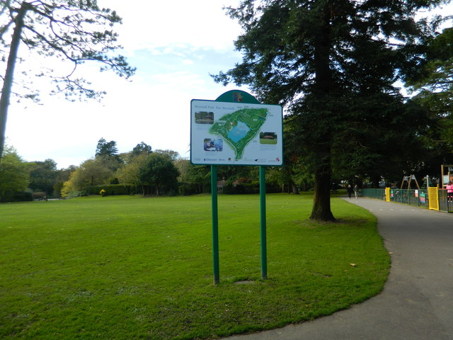 Brynmill Park, Swansea