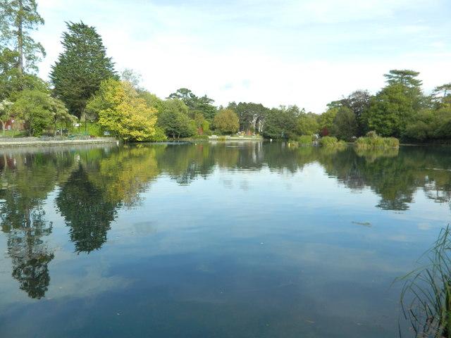 Brynmill Lake, Brynmill Park, Swansea