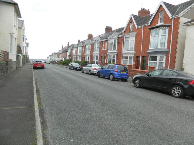 Sketty Avenue, Swansea