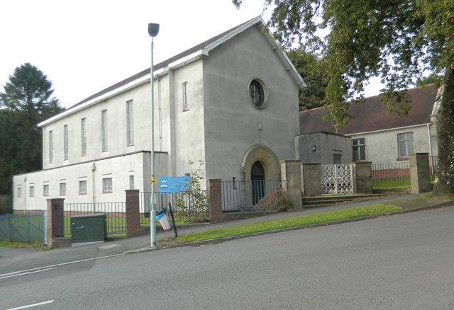 Capel y Trinity, Swansea